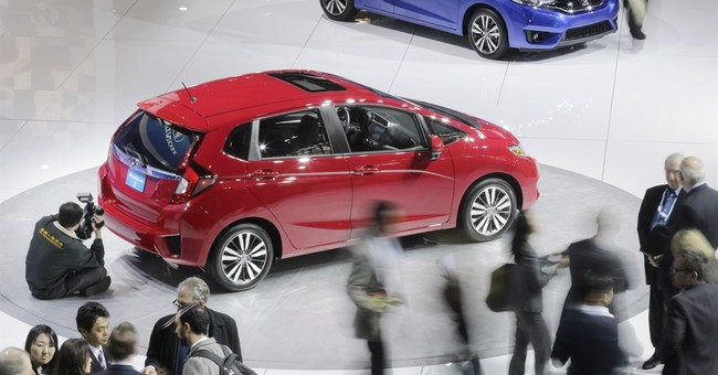 Hot cars at this year's New York auto show