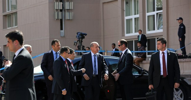 Turkey increases spy agency's powers