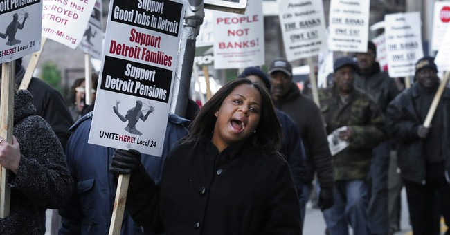 Judge wants Detroit mayor to back bankruptcy plan