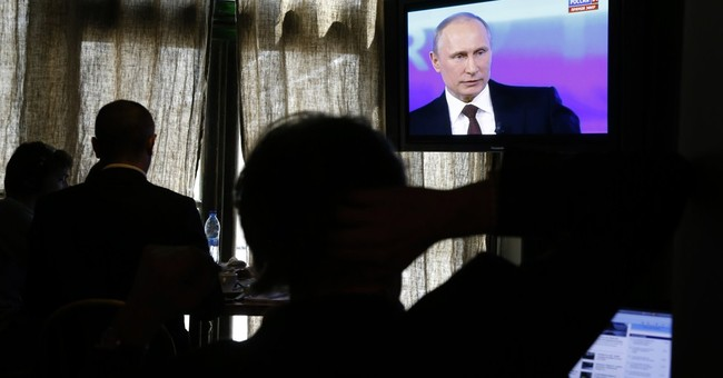 Putin's choice of words shed light on Ukraine