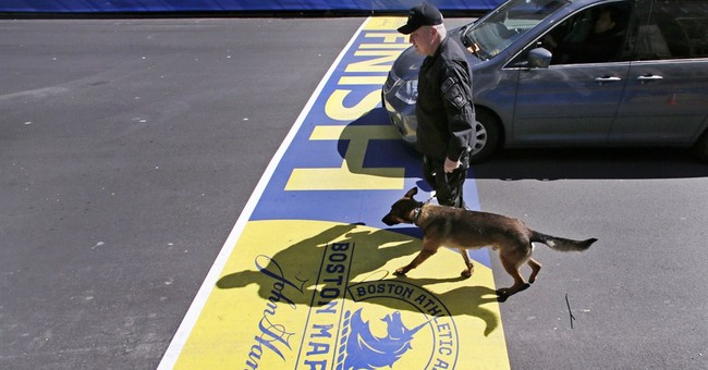 Correction: Boston Marathon-Field story