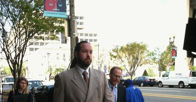 Singer Chris Brown's bodyguard on trial in DC