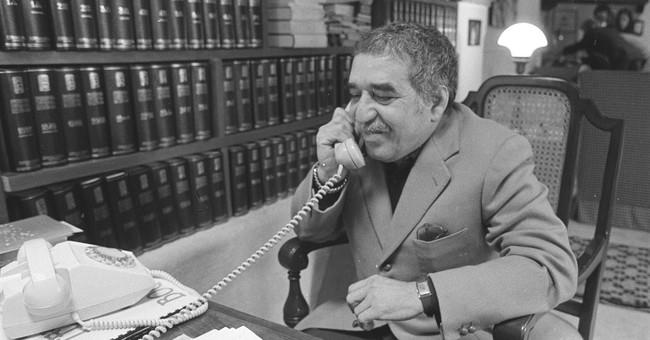 Works by Nobel laureate Gabriel Garcia Marquez