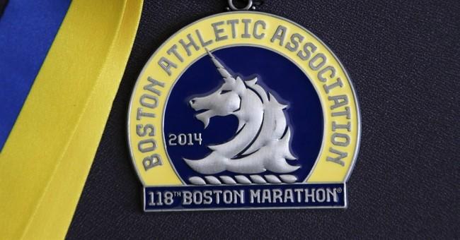 Correction: Boston Marathon-Field story
