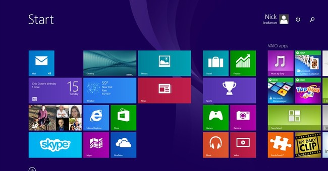 Review: Forward to the past with Windows update