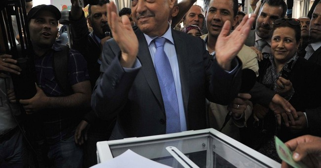 Opposition cries fraud in Algerian election