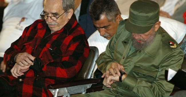 Nobel laureate Garcia Marquez dies at 87