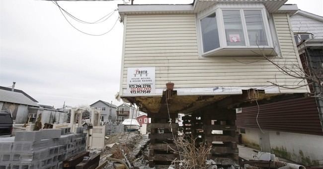 NYC to change maligned Sandy rebuilding program