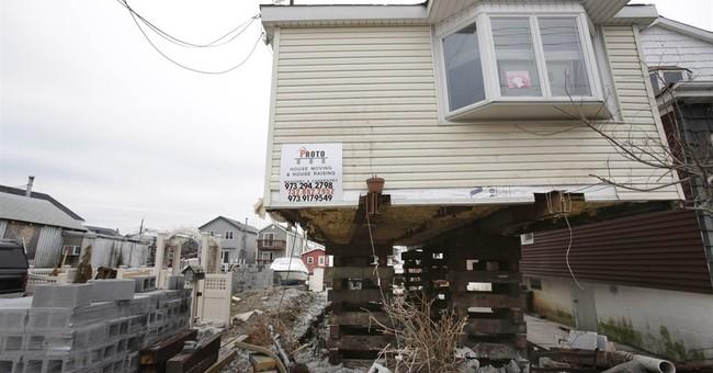 NYC to change maligned Sandy rebuilding program
