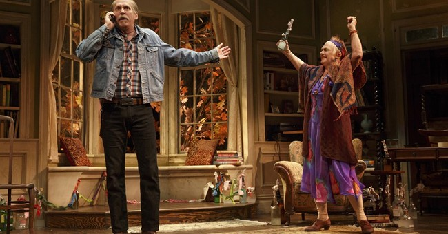Stephen Spinella on hair, bombs and his new play