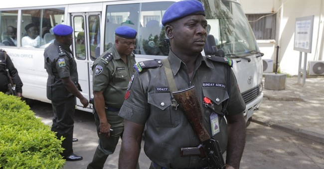 Nigerians search unsafe forest for abducted girls