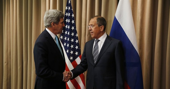 Deal reached on calming Ukraine tensions _ for now