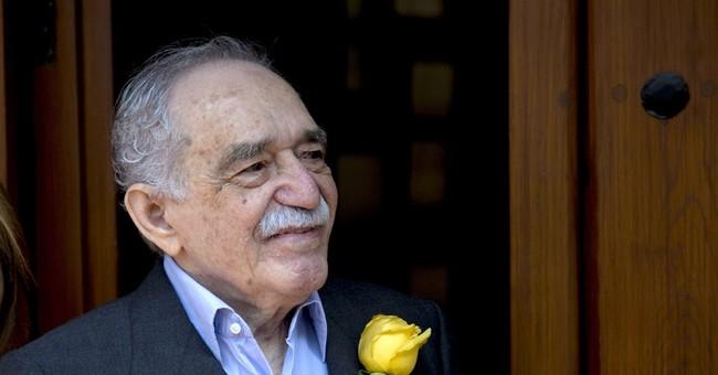 After his death, Garcia Marquez book sales soar
