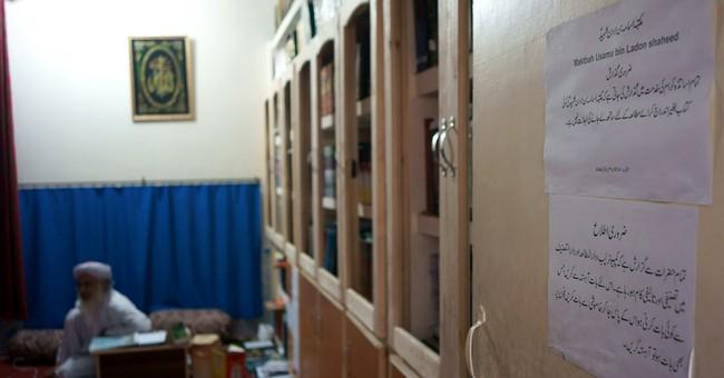 Pakistan library named 'bin Laden' as memory fades