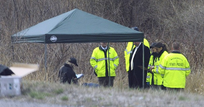 Body found by highway is missing Massachusetts boy