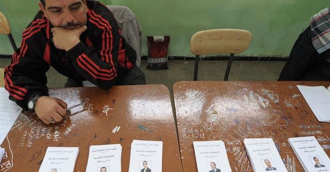 After Algerian landslide, what next?