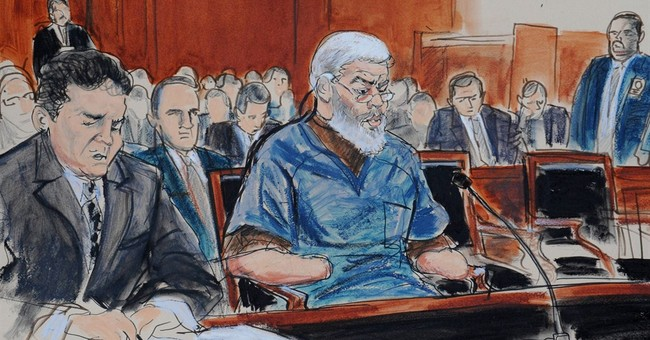 American identifies cleric in US terrorism case