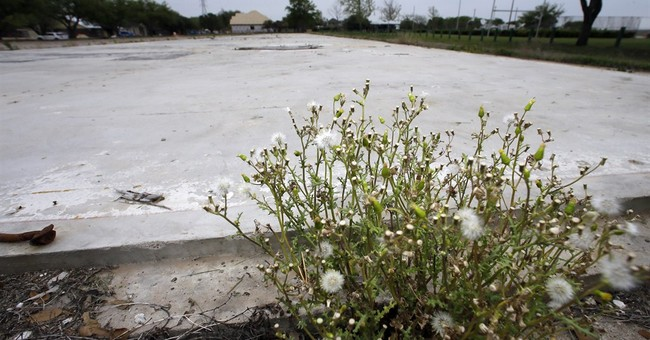 Year after blast, Texas town ponders new plant