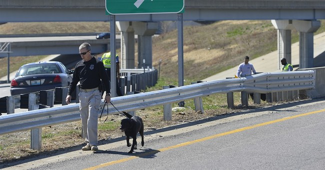 Man charged in Kansas City-area highway shootings