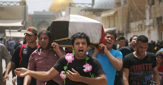 Bomb in shopping street in Iraqi capital kills 3