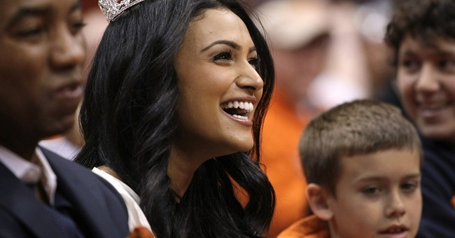 Teen suspended for asking Miss America to prom