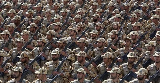 Iran: Rouhani talks peace, outreach at army parade
