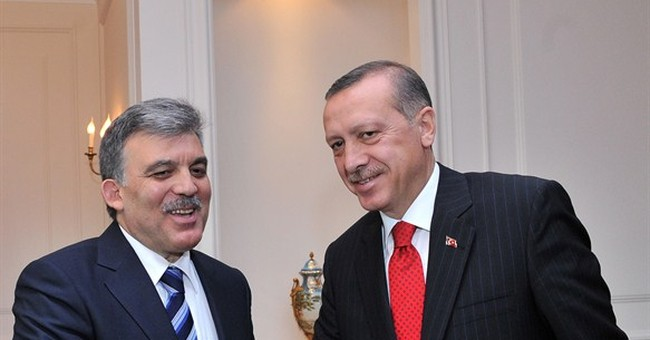 Turkish president rules out job swap with Erdogan