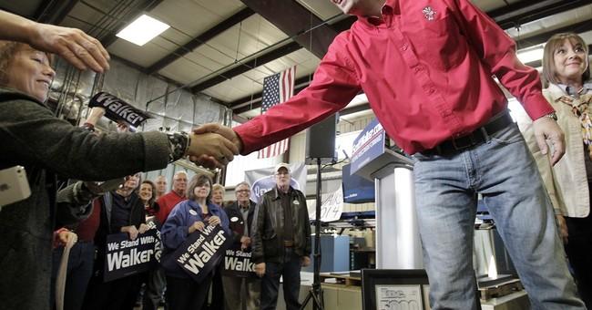 Little-known Democrat tries to unseat Scott Walker