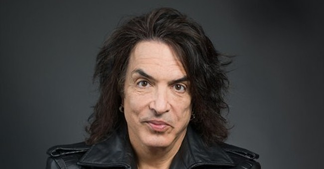 Paul Stanley on his love for another mask
