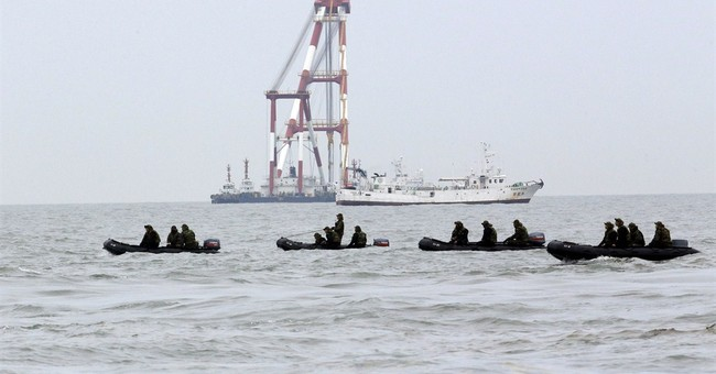 Death toll in SKorea ferry sinking climbs to 32