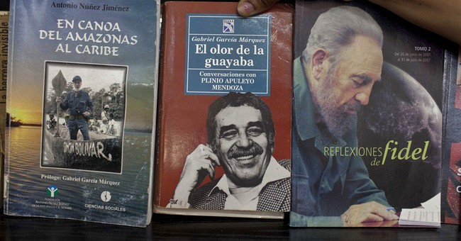 Works by Nobel laureate Gabriel Garcia Marquez