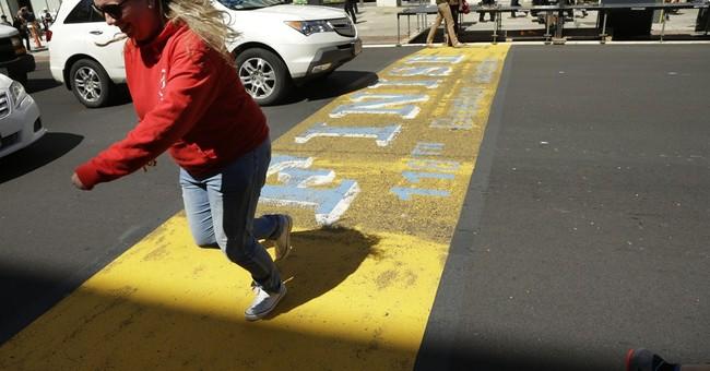 Boston prepares for huge wave of marathon visitors