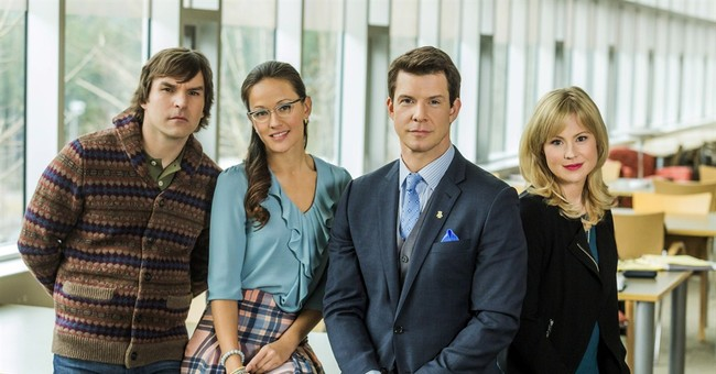 'Touched by an Angel' producer back in series TV