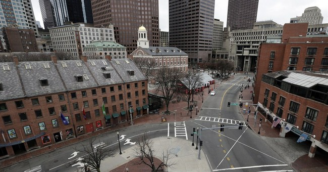Governor: Closing Boston amid bomber hunt 'tough'