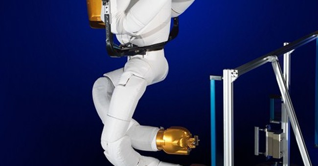 NASA's space station Robonaut finally getting legs