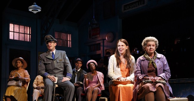 Review: B'way's 'Violet' shows beauty in its score