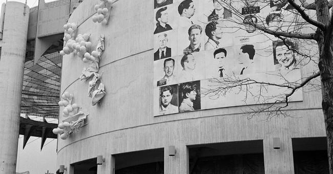 Exhibit recreates Warhol's 1964 World's Fair mural