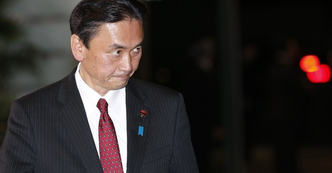 Japan minister at shrine honoring war criminals