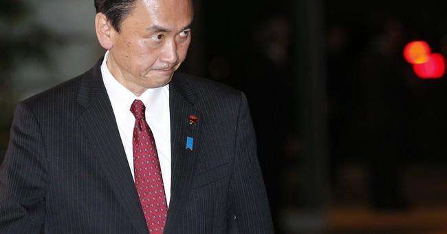 Japan minister at shrine honoring war criminals