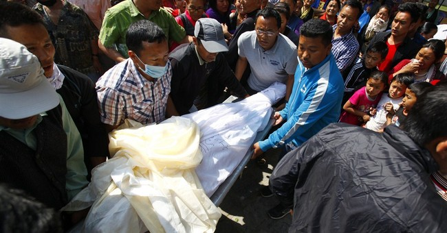 Everest avalanche a reminder of risks Sherpas face