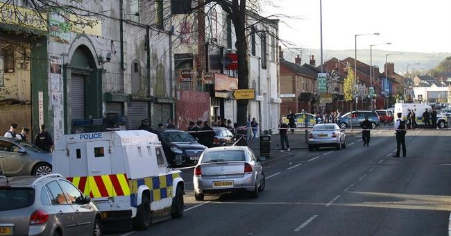 Man arrested over murder of ex-IRA leader