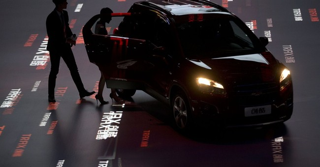 GM boosting China production capacity to 5 million