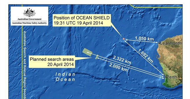 Australia signals deeper search for Malaysian jet