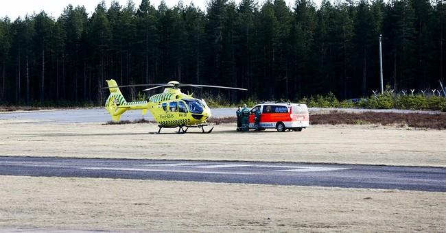 8 killed in Finland parachutist plane accident