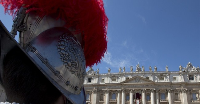 Pope's Easter Message 'Urbi et Orbi'
