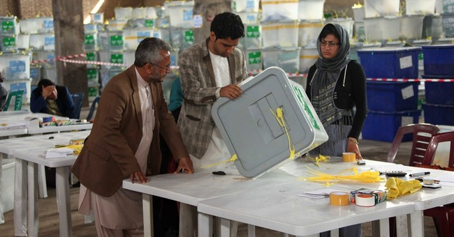 Afghan election commission delays vote results