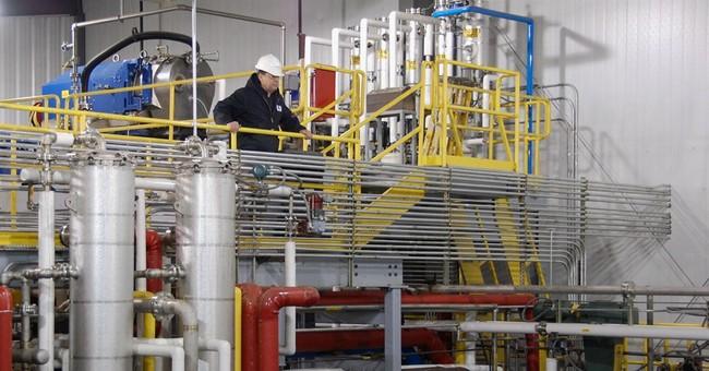 Correction: Biofuels-Global Warming story