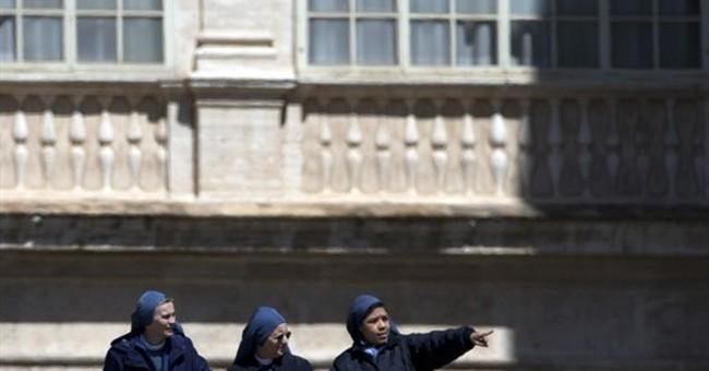 Pope's Easter Message 'Urbi et Orbi'