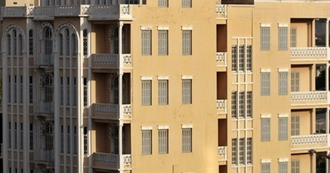 Construction frenzy in Beirut alters city skyline