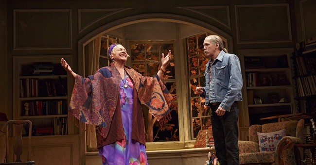 Review: B'way's 'Velocity of Autumn' wry, spirited